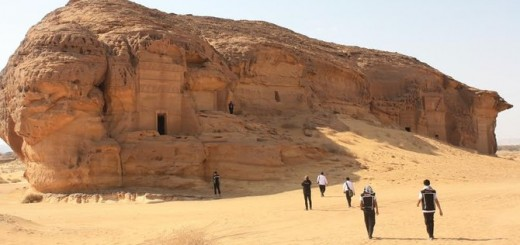 MADAIN SALEH 2