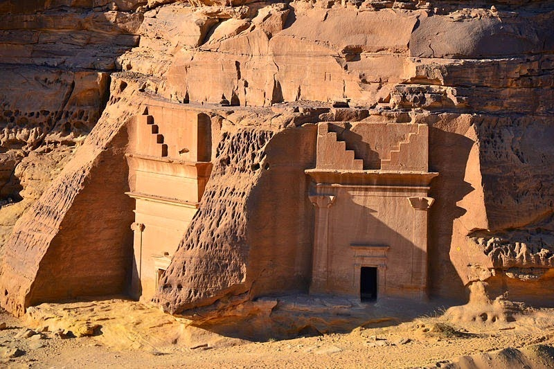 MADAIN SALEH 5