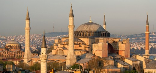 Haghia Sophia (Aya Sofya), The Church of Holy Wisdom,